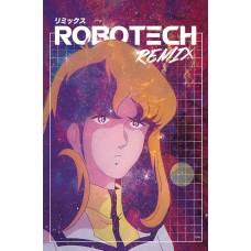 ROBOTECH REMIX #4 CVR B NICUOLO @D