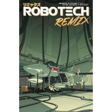 ROBOTECH REMIX #4 CVR C RENZI @D
