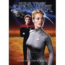 STAR TREK VOYAGER 25TH ANN SPECIAL PX ED @D