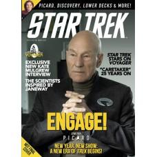 STAR TREK MAGAZINE #74 NEWSSTAND ED @F