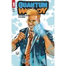 QUANTUM & WOODY (2020) #1 (OF 5) CVR B JOHNSON @D
