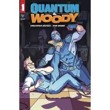 QUANTUM & WOODY (2020) #1 (OF 5) CVR C LOPEZ @D