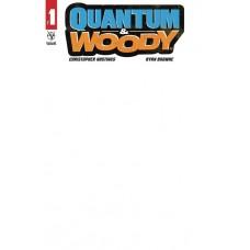 QUANTUM & WOODY (2020) #1 (OF 5) CVR D BLANK @D