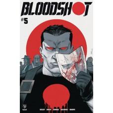 BLOODSHOT (2019) #5 CVR A SHALVEY @D