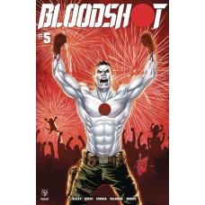 BLOODSHOT (2019) #5 CVR B TUCCI @D
