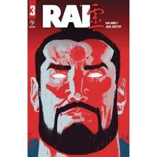 RAI (2019) #3 CVR A ALLEN @D