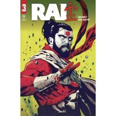 RAI (2019) #3 CVR B WALSH @D