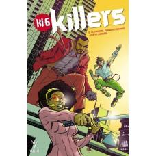 KI-6 KILLERS TP VOL 01 @D