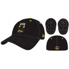 DC BATMAN 80TH ANNIVERSARY LOGO PX FLEXFIT CAP @U