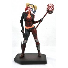 DC GALLERY INJUSTICE 2 HARLEY QUINN PVC STATUE @U