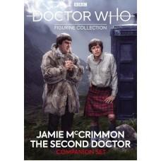 DOCTOR WHO FIG COLL COMPANION SET #6 2ND DOCTOR AND JAMIE MC @U