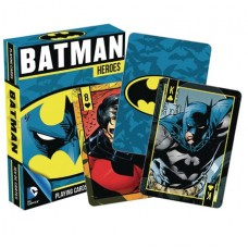 DC HEROES BATMAN PLAYING CARDS @F