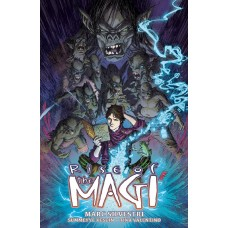 RISE OF THE MAGI GN