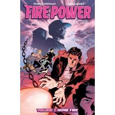 FIRE POWER BY KIRKMAN & SAMNEE TP VOL 02