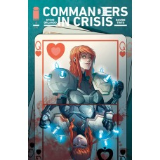 COMMANDERS IN CRISIS #4 (OF 12) CVR A TINTO (MR)