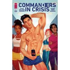 COMMANDERS IN CRISIS #4 (OF 12) CVR B WADA (MR)