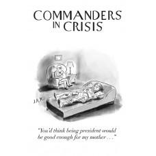 COMMANDERS IN CRISIS #4 (OF 12) CVR C KATZENSTEIN (MR)