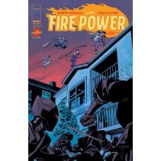 FIRE POWER BY KIRKMAN & SAMNEE #7
