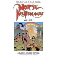 NORSE MYTHOLOGY HC VOL 01 (C: 0-1-2)