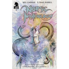 NEIL GAIMAN NORSE MYTHOLOGY #4 CVR B MACK (C: 1-0-0)