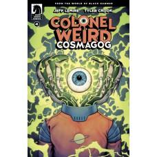 COLONEL WEIRD COSMAGOG #4 (OF 4) CVR B WARD