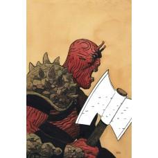 BARBALIEN RED PLANET #3 (OF 5) CVR A WALTA