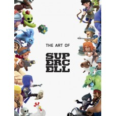 ART OF SUPERCELL 10 ANNIVERSARY ED HC (C: 1-1-2)