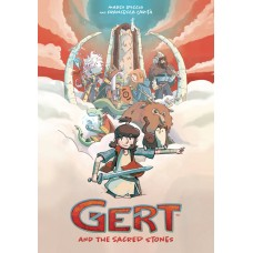 GERT & THE SACRED STONES TP (C: 0-1-2)