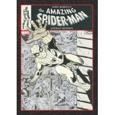 JOHN ROMITA AMAZING SPIDER-MAN ARTISAN ED