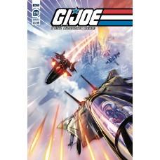 GI JOE A REAL AMERICAN HERO #279 CVR B FICO OSSIO