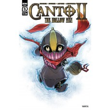 CANTO II HOLLOW MEN #5 (OF 5)