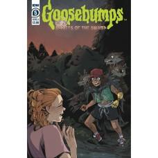 GOOSEBUMPS SECRET OF THE SWAMP #5 (OF 5)