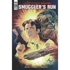 STAR WARS ADVENTURES SMUGGLERS RUN #2 (OF 2) (C: 1-0-0)