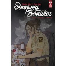SLEEPING BEAUTIES #6 (OF 10) CVR B WOODALL