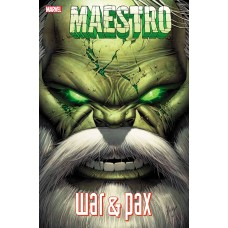 MAESTRO WAR AND PAX #1 (OF 5)
