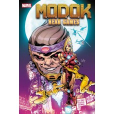 MODOK HEAD GAMES #2 (OF 4)