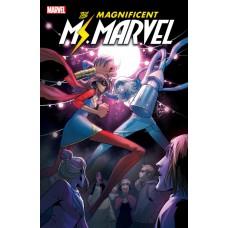 MAGNIFICENT MS MARVEL #18