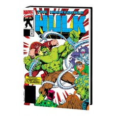 INCREDIBLE HULK BY PETER DAVID OMNIBUS HC VOL 03 FRANK HULK