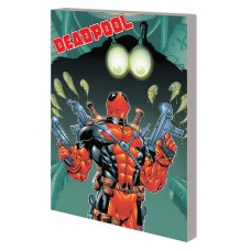 DEADPOOL BY JOE KELLY COMPLETE COLLECTION TP VOL 02