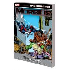 MORBIUS EPIC COLLECTION TP LIVING VAMPIRE