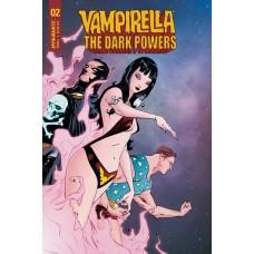 VAMPIRELLA DARK POWERS #2 CVR A LEE