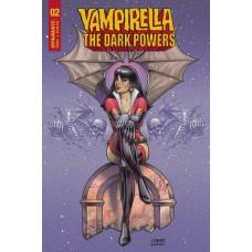 VAMPIRELLA DARK POWERS #2 CVR B LINSNER