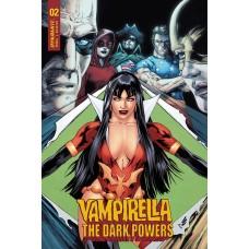 VAMPIRELLA DARK POWERS #2 CVR C LAU