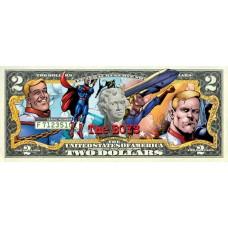 BOYS COLL HOMELANDER TWO DOLLAR BILL (MR) (C: 0-1-2)