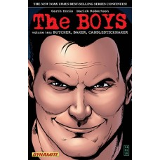 BOYS TP VOL 10 BUTCHER BAKER (MR)