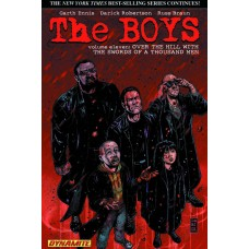 BOYS TP VOL 11 OVER THE HILL (MR)
