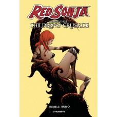 RED SONJA (2019) TP VOL 03 CHILDRENS CRUSADE