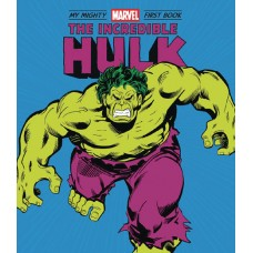 INCREDIBLE HULK MY MIGHTY MARVEL FIRST BOOK BOARD BOOK (C: 0