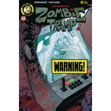 ZOMBIE TRAMP ONGOING #78 CVR B MACCAGNI RISQUE (MR)