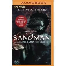 SANDMAN AUDIO BOOK MP3 VOL 01 (MR)